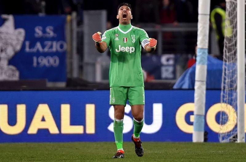 義大利傳奇門將布馮(圖),確定在歷經17年的堅持後,將在本週褪下義甲祖文特斯(Juventus)的戰袍。(圖取自布馮推特twitter.com/gianluigibuffon)