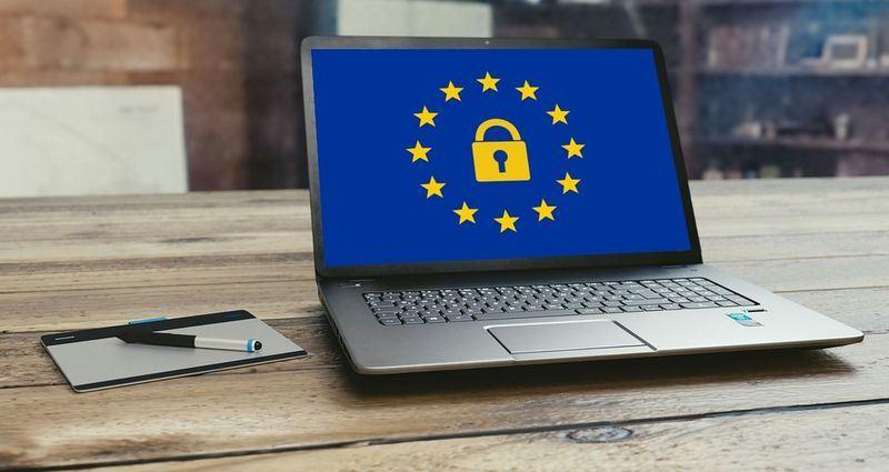 歐洲聯盟新個資保護法25日生效。(圖取自pixabay圖庫)