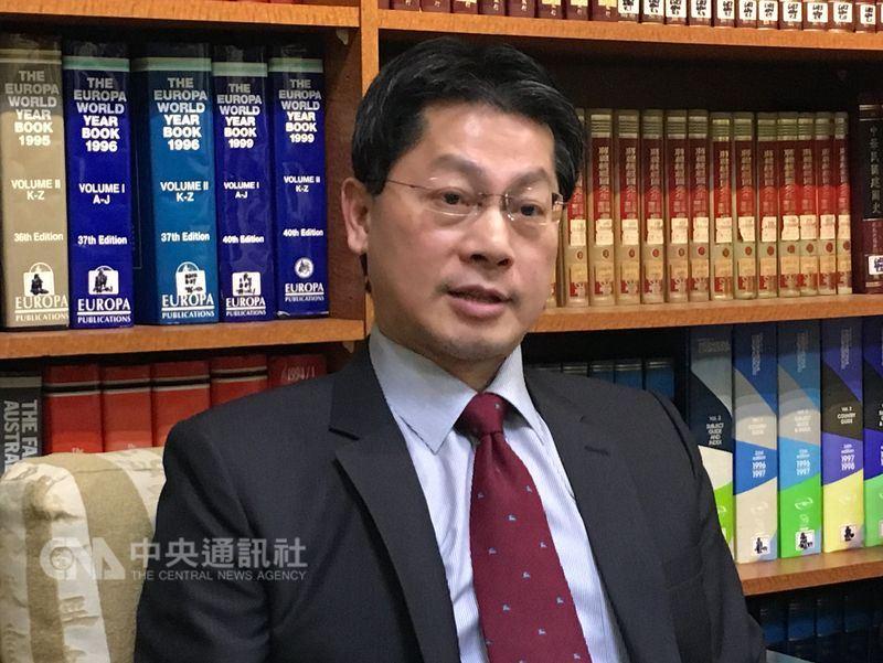 加拿大皇家銀行(RBC)官網將台灣標註為中國一省。外交部發言人李憲章27日表示,已要求儘速更改不當稱謂。(中央社檔案照片)