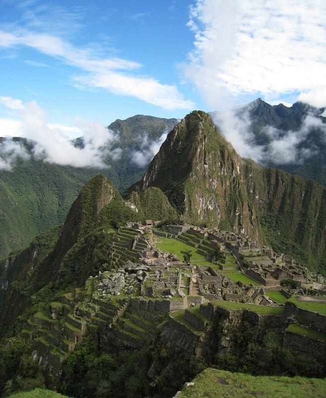 印加帝國最著名的遺址馬丘比丘。(圖取自維基共享資源;作者為icelight,CC BY-SA 2.0)