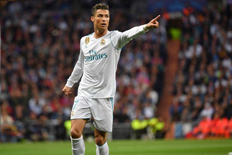 葡萄牙足球明星「C羅」羅納度,26日暗示他效力皇家馬德里的時間已到終點。(達志提供)