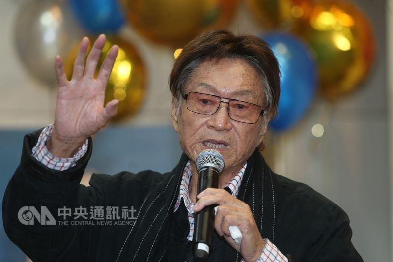 傅達仁近日接受台灣媒體採訪,表示執行安樂死時間訂在6月7日瑞士早上11時(台灣時間下午5時)。(中央社檔案照片)