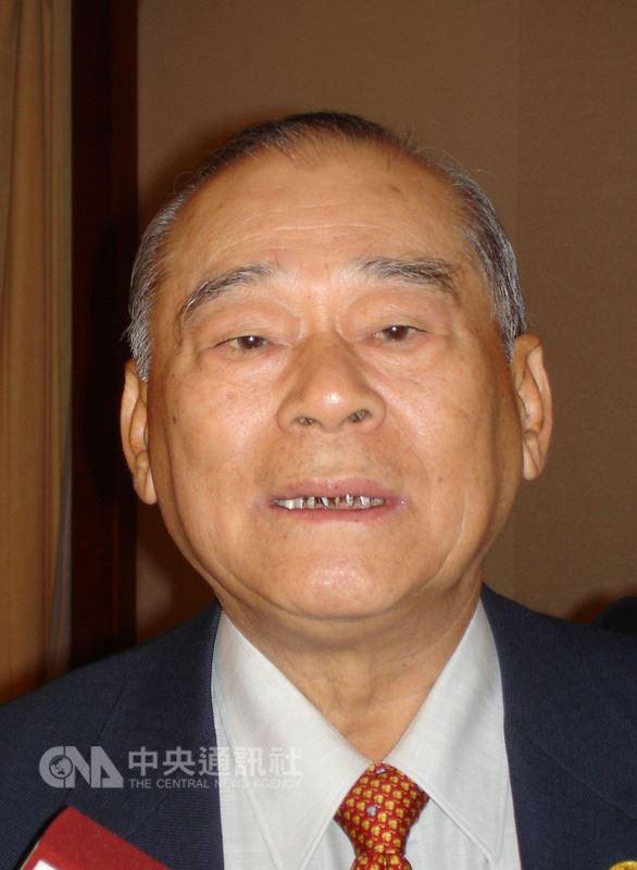 「宏泰企業機構」及「公益信託林堉璘宏泰教育文化公益基金」創辦人林堉璘9日過世。(中央社檔案照片)