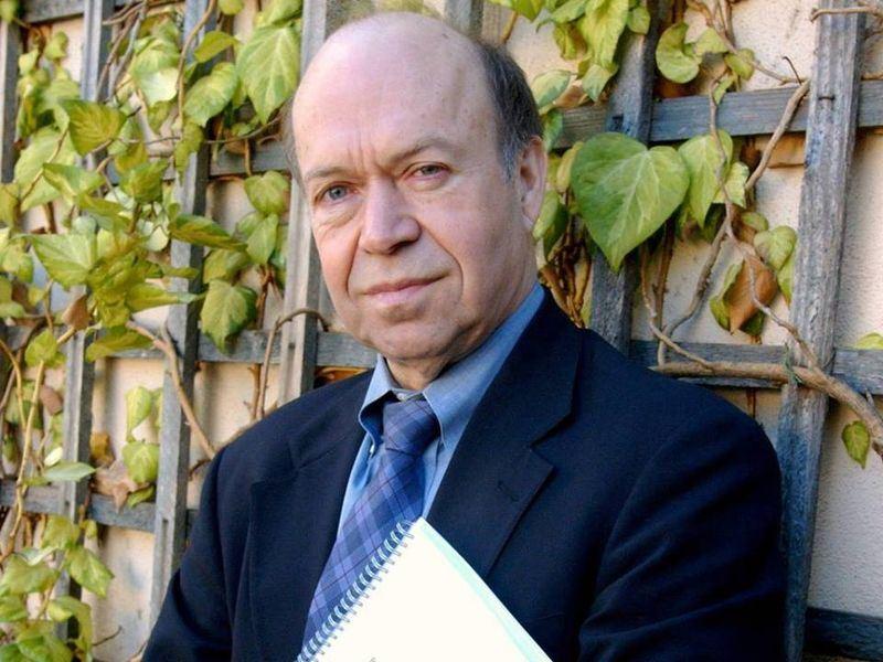 首位提出全球暖化趨勢的科學家詹姆士.漢森獲得第3屆唐獎永續發展獎。(圖取自詹姆士.漢森臉書www.facebook.com/jimehansen)