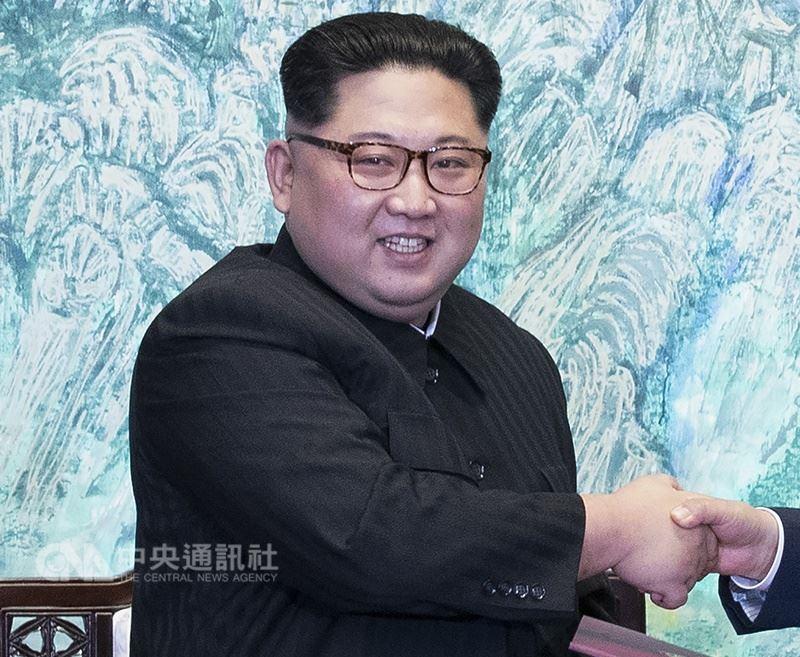 金正恩19至20日前往中國訪問,與上次前往大連一樣仍是搭飛機出訪,也是他3個月內第3次訪問中國。(中央社檔案照片)