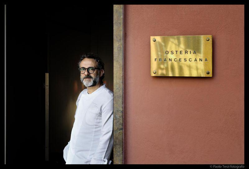 「全球50大餐廳」名單19日揭曉,最高殊榮由義大利餐廳Osteria Francescana獲得。(圖取自Osteria Francescana臉書www.facebook.com)