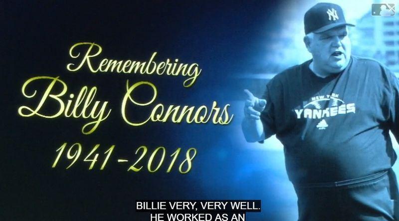 美國職棒大聯盟MLB前投手教練康諾斯18日辭世,享壽76歲。(圖取自MLB網頁www.mlb.com)