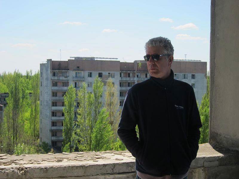 法國檢察官22日表示,這個月初在法國飯店房間自殺的美國名廚波登(圖),身亡時體內沒有毒品或其他毒性物痕跡。(圖取自波登臉書facebook.com/AnthonyBourdain)