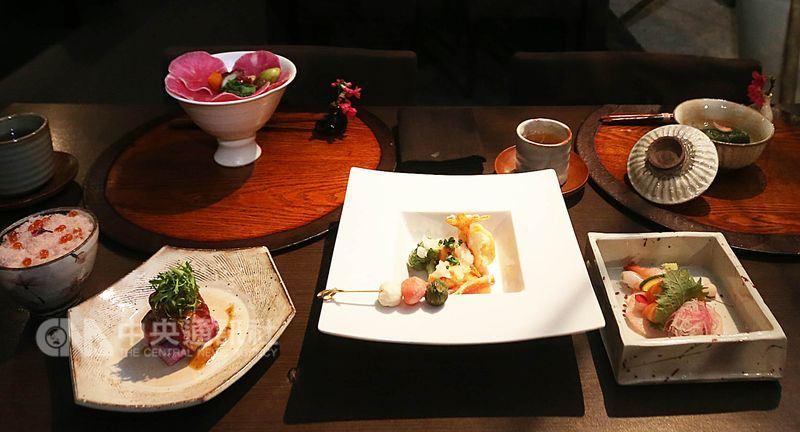 位於台北市中山區的新都里懷石料理餐廳因租約到期等因素,將於7月1日起歇業。(中央社檔案照片)