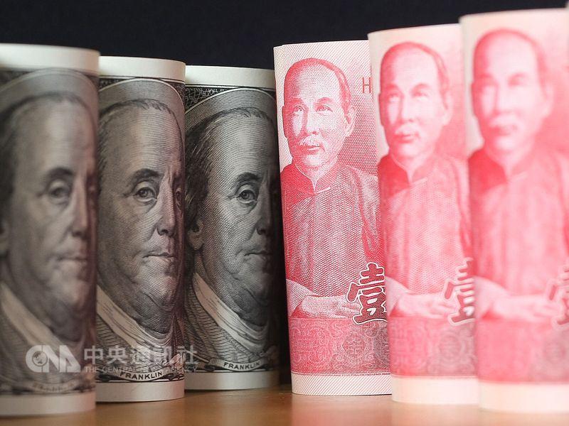 台北外匯市場新台幣兌美元25日收盤收30.403元,貶9.6分。(中央社檔案照片)