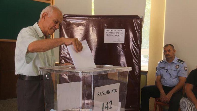 土耳其最高選舉委員會25日表示,總統和國會大選並無瑕疵。圖為土耳其民眾投票畫面。(檔案照片/安納杜魯新聞社提供)