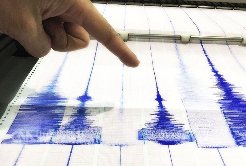 日本政府地震調查委員會26日公布最新預測,北海道東部未來30年發生震度6弱以上強震機率,較去年預測結果大幅提高。此為示意圖。(中央社檔案照片)
