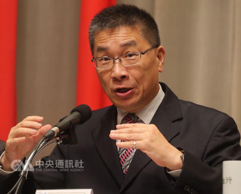 內閣改組,內政部長由行政院發言人徐國勇接任。(中央社檔案照片)