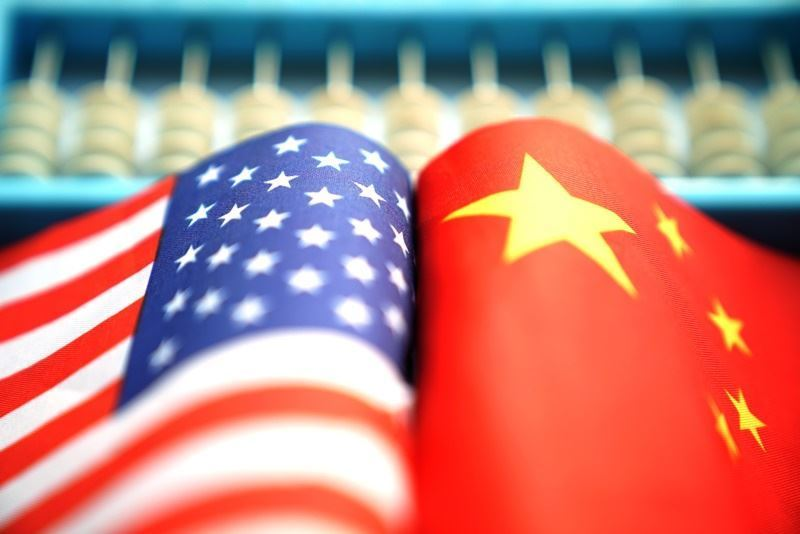 中美贸易战就要全面升级之际,有报导指出,中美官员都不乐见事态扩大,并有意重启贸易谈判。(档案照片�M中新社提供)