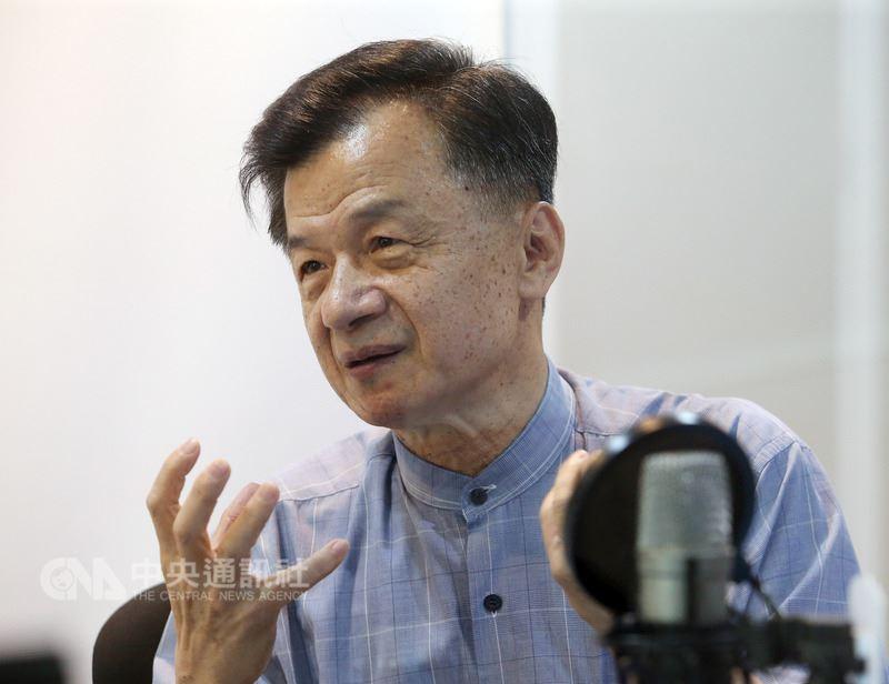 法務部長邱太三將轉任總統府副秘書長。(中央社檔案照片)