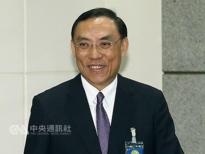 內閣改組,規劃調查局長蔡清祥接掌法務部。(中央社檔案照片)