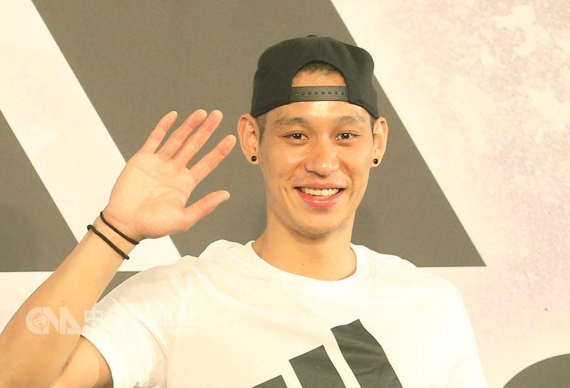 台裔球星林書豪傳出被布魯克林籃網交易給亞特蘭大老鷹。(中央社檔案照片)