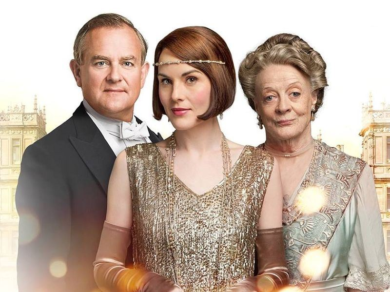 肥皂時代劇「唐頓莊園」描述英國鄉村莊園主僕關係和愛情故事,曾在美國贏得3座金球獎、15座黃金時段艾美獎。(圖取自Downton Abbey臉書www.facebook.com/DowntonAbbey)