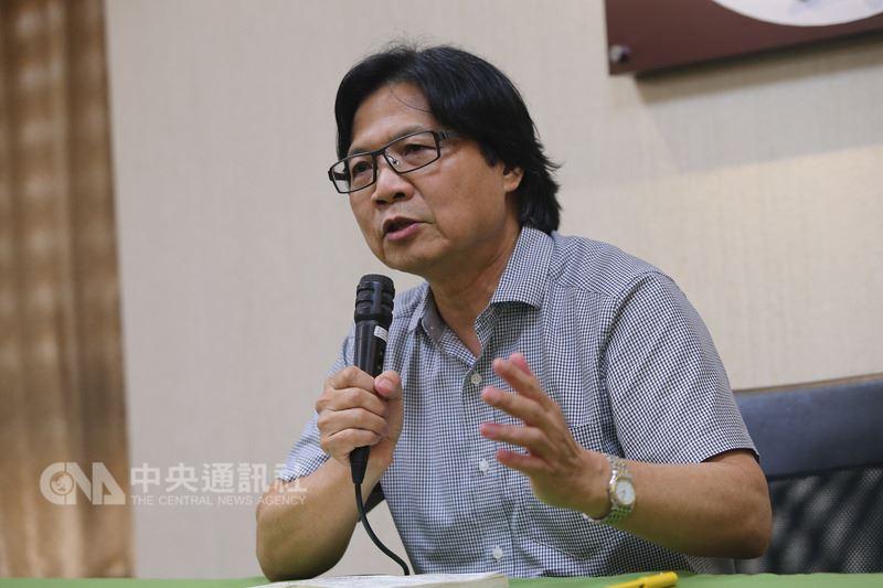 新任教育部長葉俊榮16日上任。(中央社檔案照片)