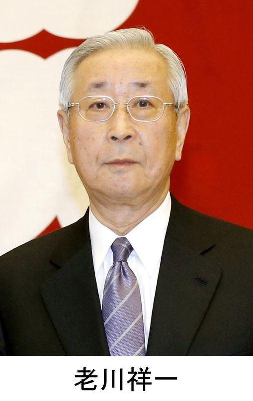 日本職棒讀賣巨人隊因球員爭議不斷,球團老板老川祥一請辭負責。(共同社提供)
