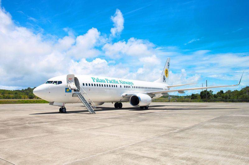 外媒報導,經營帛琉太平洋航空的帛琉百悅集團由於財務出現損失,將停飛中國航線。(圖取自帛琉太平洋航空臉書www.facebook.com/PalauPacificAirways)