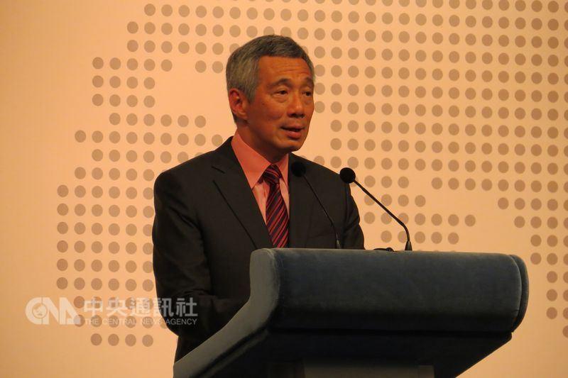 新加坡政府衛生資料庫遭到網路攻擊,約有150萬人個資失竊,包括總理李顯龍。(中央社檔案照片)