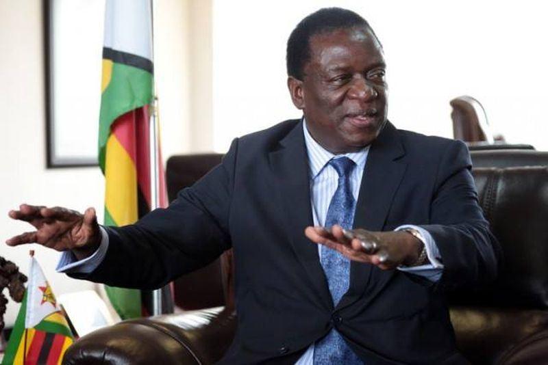 辛巴威7月30日舉行大選後,3日宣布選舉結果,現任總統姆南加瓦在這次具里程碑意義大選中險勝。(圖取自姆南加瓦臉書www.facebook.com/presidentmnangagwa)
