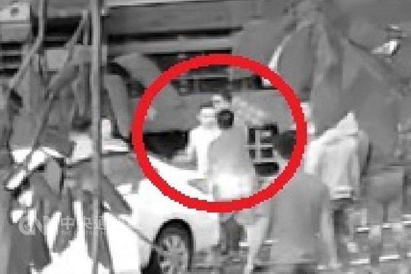 台南市新化區青果市場停車場14日清晨傳出槍響,警方追查發現疑似為幫派談判糾紛,陸續逮捕5人到案,15日訊後移送法辦並擴大追查。(警方提供)中央社記者楊思瑞台南傳真 107年8月15日