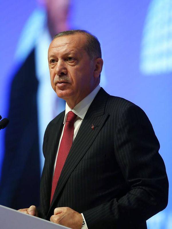 土耳其里拉大崩盤引發金融危機,土耳其企業呼籲政府緊縮貨幣政策,並與美國修復關係。圖為土耳其總統艾爾段。(圖取自艾爾段臉書www.facebook.com/RecepTayyipErdogan)