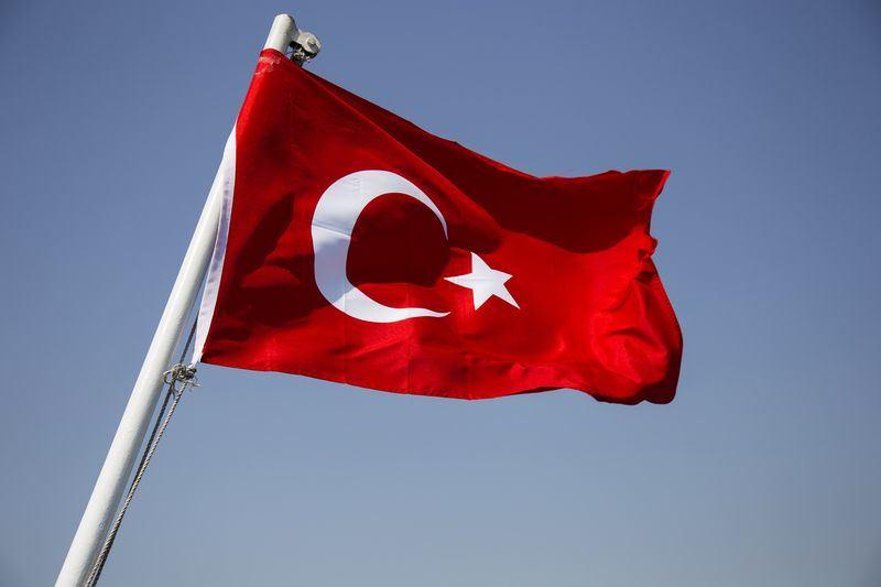 土耳其貨幣重貶震撼全球市場,與土耳其關係密切的德國動向受到關注。圖為土耳其國旗。(圖取自Pixabay圖庫)