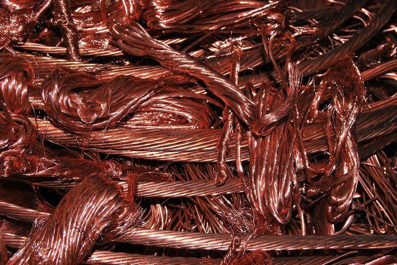 銅價自6月初以來已重挫逾20%。(圖取自Pixabay圖庫)