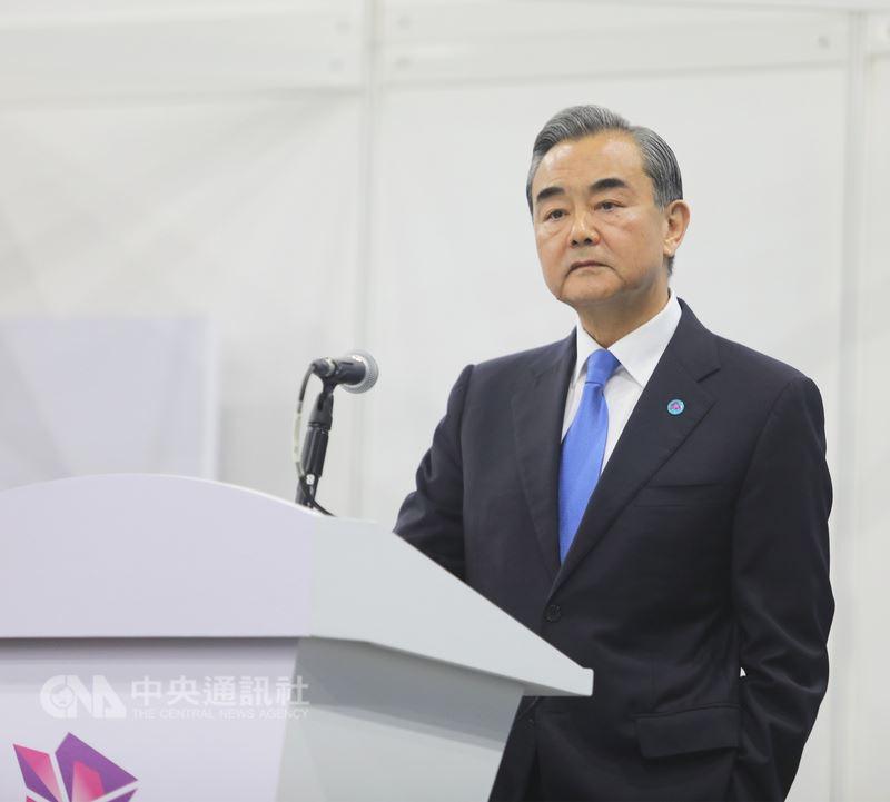 中國國務委員兼外交部長王毅18日與土耳其外交部長卡夫索格魯通話時說,中國支持土耳其的努力。(中央社檔案照片)