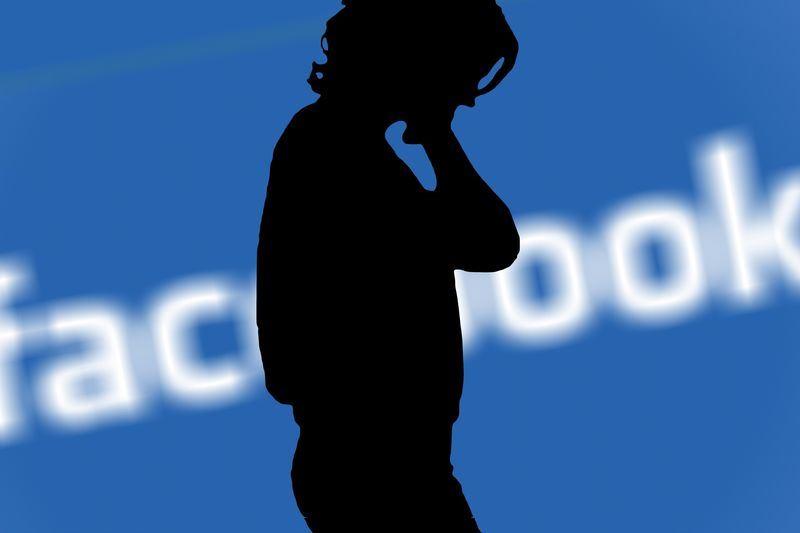 社群網站臉書靠著精準投放廣告技術荷包滿滿。(圖取自Pixabay圖庫)