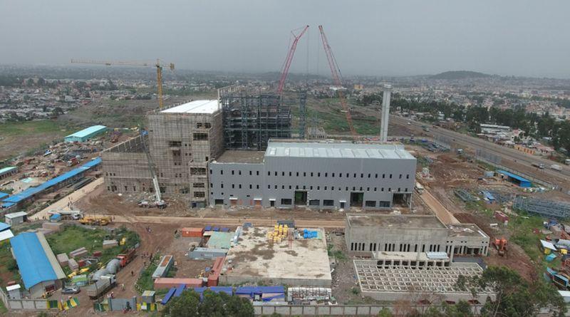 位於衣索比亞首都阿迪斯阿貝巴的瑞比(Reppie)發電廠,是非洲第一座可將垃圾轉為能源的發電廠。(圖取自Cambridge Industries網頁cambridge-industries.com)