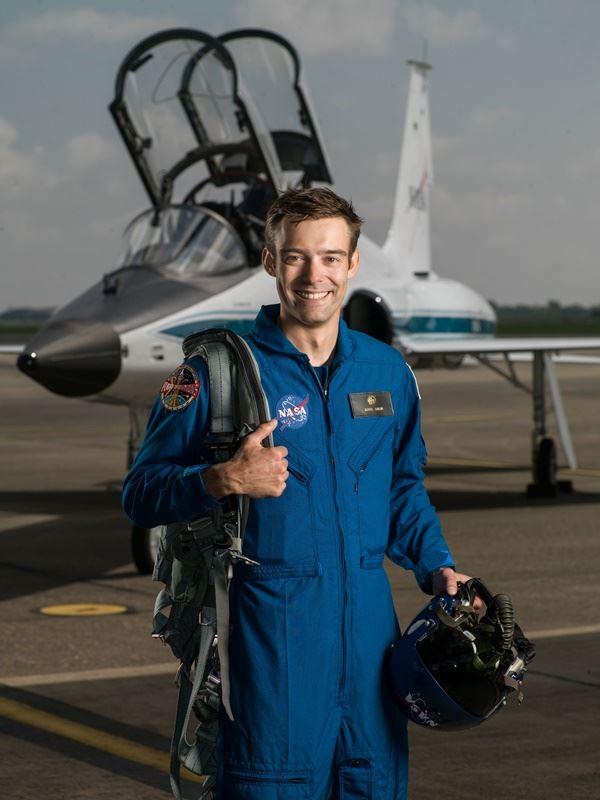 NASA發言人狄恩指出,NASA太空人候選人庫林(圖)因個人因素離開NASA,時間將於31日生效。(圖取自NASA網頁nasasearch.nasa.gov)