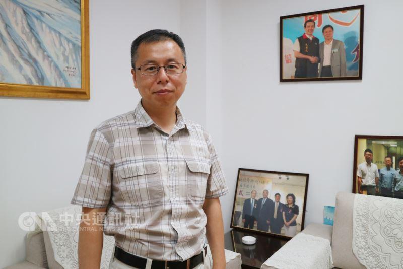 中國大陸學者李秘表示,中美博弈不論輸贏,對台灣想維持兩岸現狀的人來說,都是不利的。(中央社檔案照片)