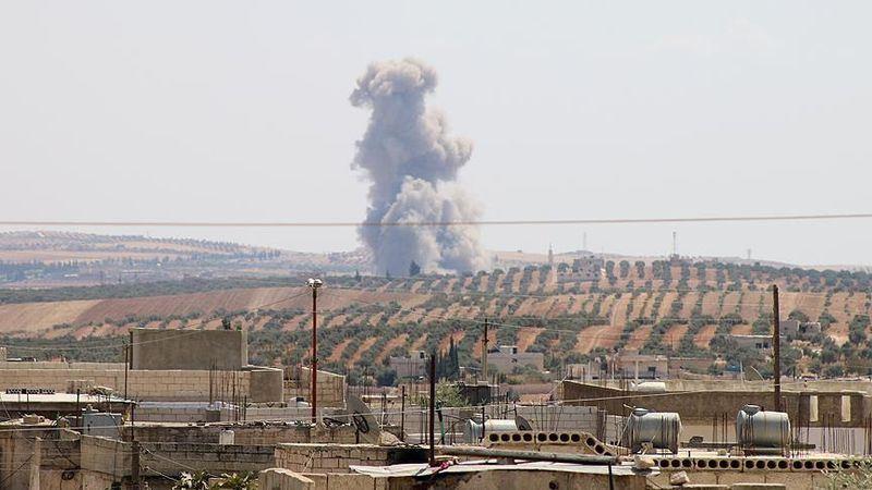 聯合國警告,敘利亞政府軍即將發動的突擊可能會造成本世紀「最嚴重的人道災難」。(檔案照片/安納杜魯新聞社提供)