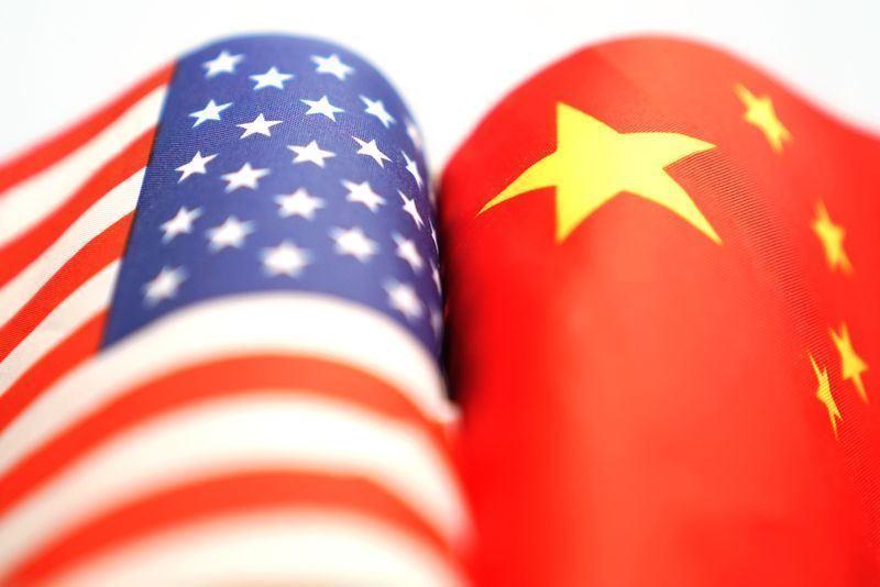 美中貿易戰延燒之際,傳華府主動邀中方進行新一輪高階談判。(檔案照片/中新社提供)