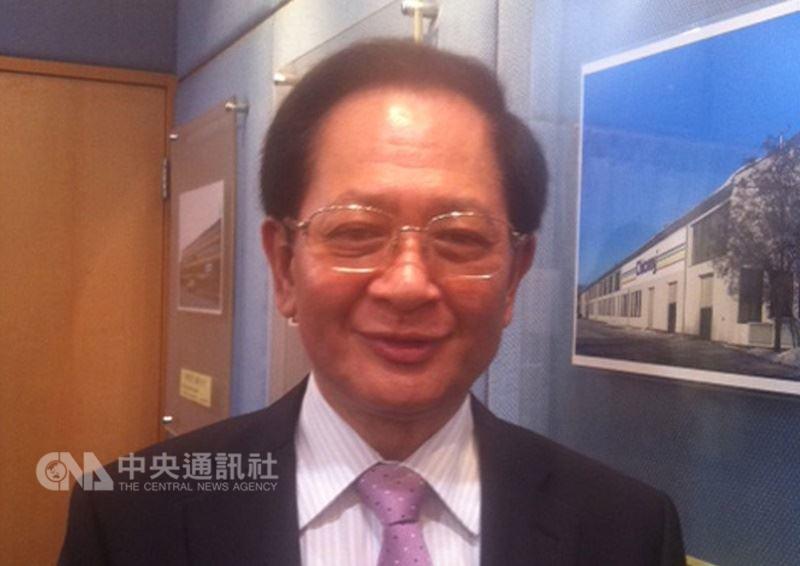群光副董事長兼執行長林茂桂13日驚傳過世,享壽68歲。(中央社檔案照片)