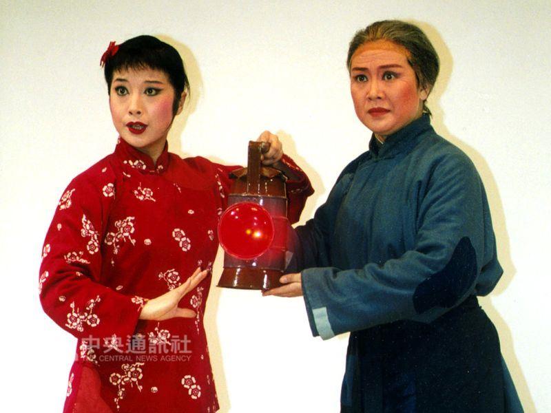 中國文革時期8大樣板戲之一的「紅燈記」,將於10月4、5日在南京演出。(中央社檔案照片)