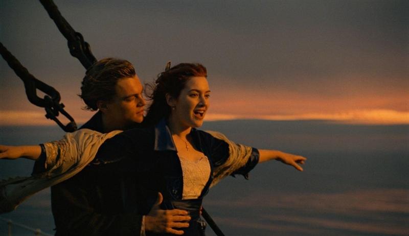 「鐵達尼號」重映在中國大陸有9.5億元票房。(圖取自facebook.com/TitanicMovie)