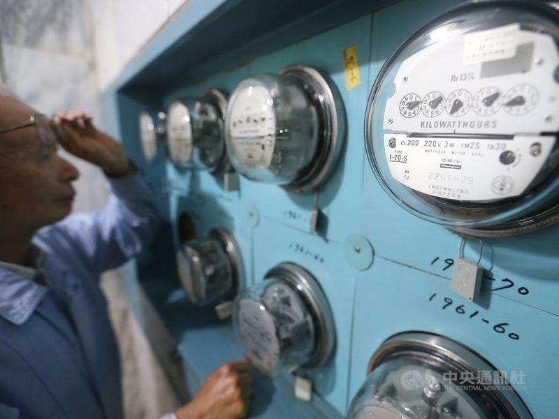 經濟部將在3月中下旬召開電價費率審議會,依燃料成本估算,電價有調漲空間。(中央社檔案照片)
