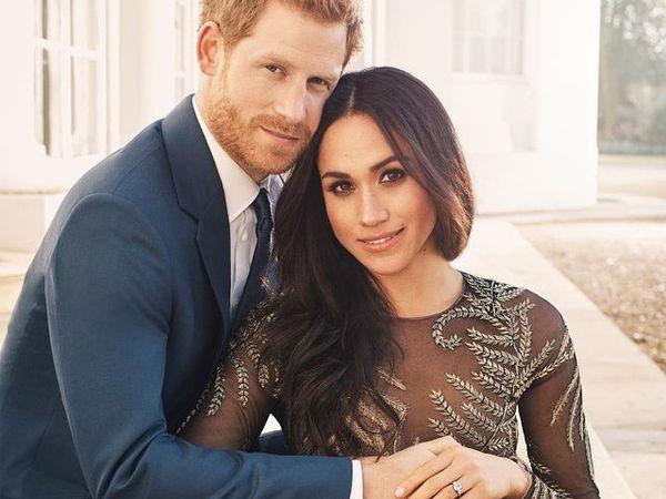 哈利王子與梅根婚禮