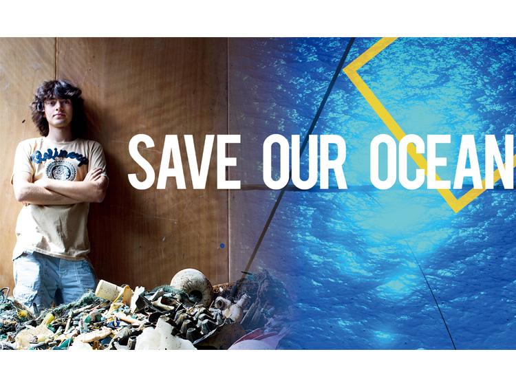 22歲青年的淨化海洋計畫 34年後,海洋塑膠垃圾比魚多!