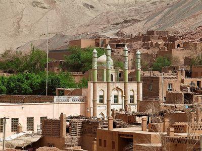 新疆維吾爾悲歌