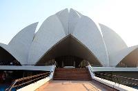 印度蓮花寺 巴哈伊信仰聖殿