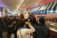 LINE咖啡商店進駐百貨(2)
