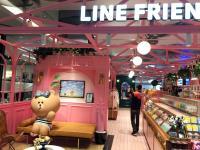 全台首間LINE咖啡店開張 (1)