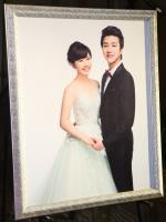 江宏傑福原愛婚禮 婚紗照迎賓(2)