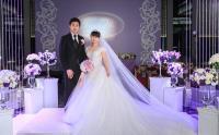 江宏傑和福原愛婚宴(1)